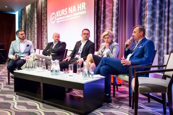 Konferencja Kurs na HR w Gdańsku 2018 Hotel Hilton i Piotr Bucki 11 600x400 - Edycja w Gdańsku 2018