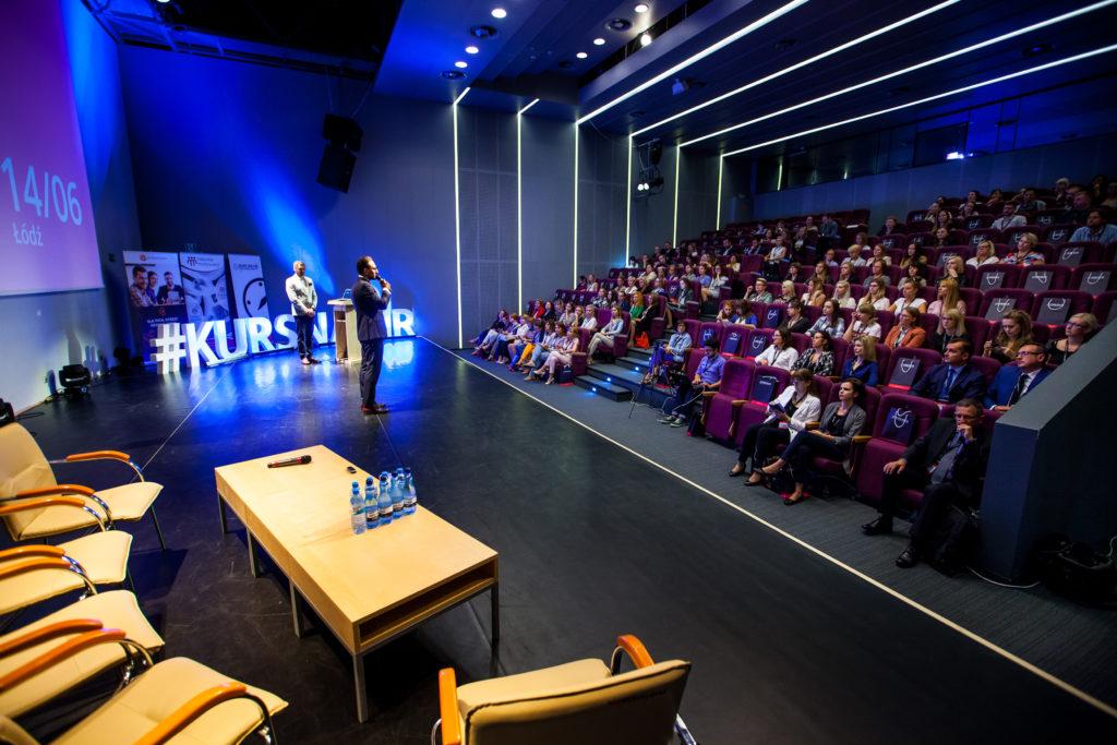 3500 9594 1024x683 - XI edycja konferencji Kurs na HR w Łodzi już za nami