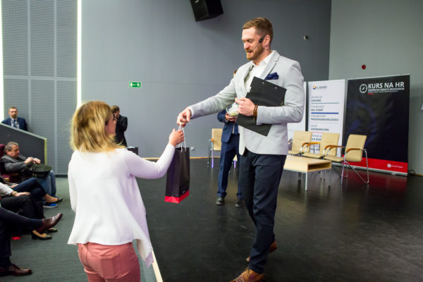 konferencja HR w Łodzi www.kursnahr 45 600x400 - Edycja w Łodzi 2018